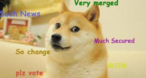 Dogecoin merge Mining